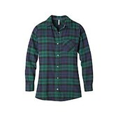 Mountain Khakis Womens Penny Plaid Tunic Shirt - New