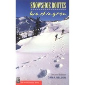 Mountaineers Books Snowshoe Routes Washington, 2nd Edition