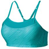 MOVING COMFORT Women's Alexis Sports Bra, Printed