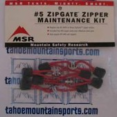 MSR Zipper Maintenance Kit