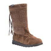 MUK LUKS Barbara Knit Boots - Women's