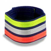 Nathan Tri Color Ankle Band