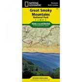 National Geographic Trails Illustrated Map: Great Smoky Mountains National Park