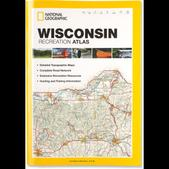 National Geographic Wisconsin Recreation Atlas
