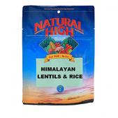Natural High Himalayan Lentils and Rice