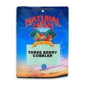 Natural High Three Berry Cobbler