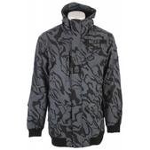 Neff Assault Softshell Jacket Grey