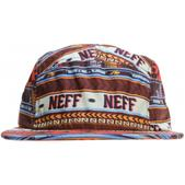 Neff Crazy Camper Cap Orange