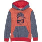 Neff Meld Fleece Pullover Hoodie - Boys'