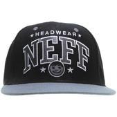 Neff Team Cap Black/Grey