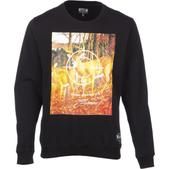 Neff Thicket Crew Fleece Sweatshirt - Men's