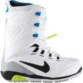 Nike Zoom Kaiju Snowboard Boots White/Wolf Grey/Volt/Black