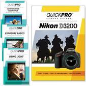 Nikon D3200 DVD 4 pack Intermediate Instructional Manual Bundle