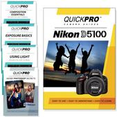 Nikon D5100 DVD 5 Pack Intermediate Plus Instructional Bundle