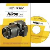 Nikon D60 DVD Instructional Training Guide