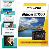 Nikon D7000 DVD 4 pack Intermediate Instructional Manual Bundle