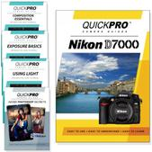Nikon D7000 DVD 5 Pack Intermediate Plus Instructional Bundle