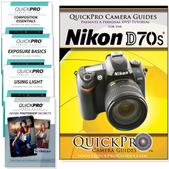 Nikon D70s DVD 5 Pack Intermediate Plus Instructional Bundle