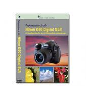 Nikon DVD D50 Camera Training Video Guide by Blue Crane Digital