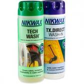 Nikwax Hard-shell Outerwear Care Kit