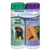 Nikwax Hardshell Duo-Pack - Tech Wash & TX.Direct Wash-In