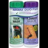Nikwax Tech Wash  Hardshell DuoPack