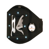 """Nite Beams LED Safety Armpouch - Small: 10"""""""