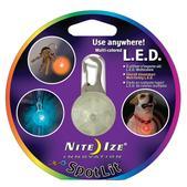 Nite Ize SpotLit LED Carabiner Light, Multi-Color