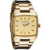 Nixon Manual Watch - All Gold