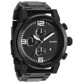 Nixon Ride SS Watch - All Black