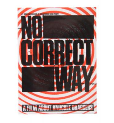 No Correct Way Snowboard DVD