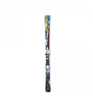 Nordica GSj Junior Competition Skis 2013/14