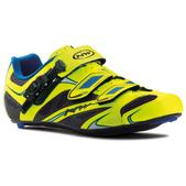 Northwave Sonic SRS Sonic SRS Fluo Yellow Black Size 44