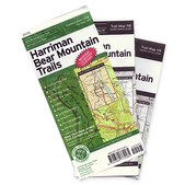 NY/NJ TRAIL CONFERENCE Harriman Bear Mountain Trails Maps
