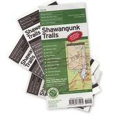 NY/NJ TRAIL CONFERENCE Shawangunk Trails Maps, 2008