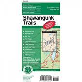 NY/NJ TRAIL CONFRNCE NY-NJ TC MAP: SHAWANGUNK TRL