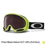 Oakley A Frame 2.0 80s Green Goggles 2015