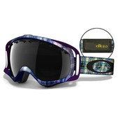 Oakley Danny Kass Signature Crowbar Goggles With Dark Grey Lens