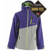 Oakley Great Ascent Snowboard Jacket Stone Gray