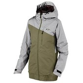 Oakley Quebec Womens Insulated Snowboard Jacket