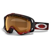 Oakley Seth Morrison Signature Crowbar Goggles With Persimmon Lens