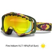 Oakley Tanner Hall Crowbar Goggles 2014