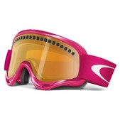 Oakley XS O Frame Snow Goggles With Persimmon Lens