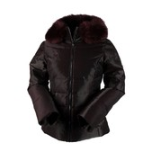 Obermeyer Bombshell SE with Faux Fur Womens Insulated Ski Jacket
