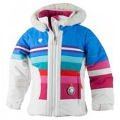 Obermeyer Kids Girls Snowdrop Jacket With Fur