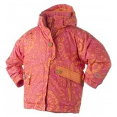 Obermeyer Toddler Girl's Insulated Nirvana Jacket