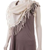 OH my GAUZE Women's New Triangle Scarf