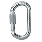 Ok Screw Locking Oval Carabiner