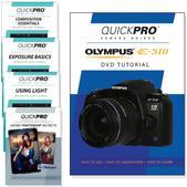 Olympus E-510 DVD 5 Pack Intermediate Plus Instructional Bundle