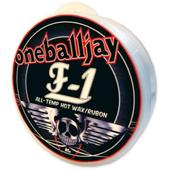 One Ball Jay F-1 Rub-On Snowboard Wax